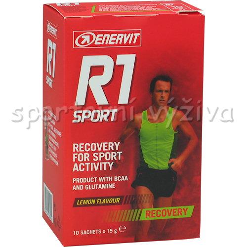 R1 Sport 10 x 15g sáčky citron