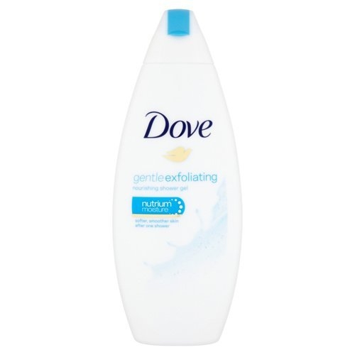 Vyživující sprchový gel Gentle Exfoliating 250 ml
