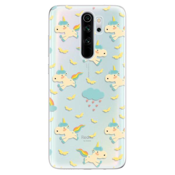 Odolné silikonové pouzdro iSaprio - Unicorn pattern 01 - Xiaomi Redmi Note 8 Pro