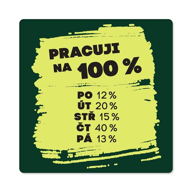 ALBI Pánské humorné tričko - 100%, vel. XXL