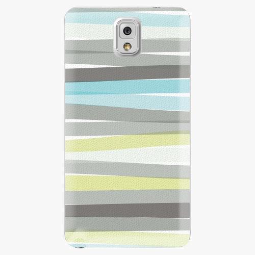 Plastový kryt iSaprio - Stripes - Samsung Galaxy Note 3