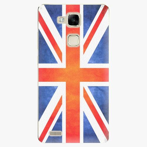Plastový kryt iSaprio - UK Flag - Huawei Mate7