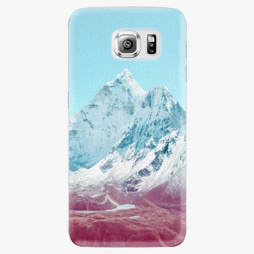 Plastový kryt iSaprio - Highest Mountains 01 - Samsung Galaxy S6 Edge Plus