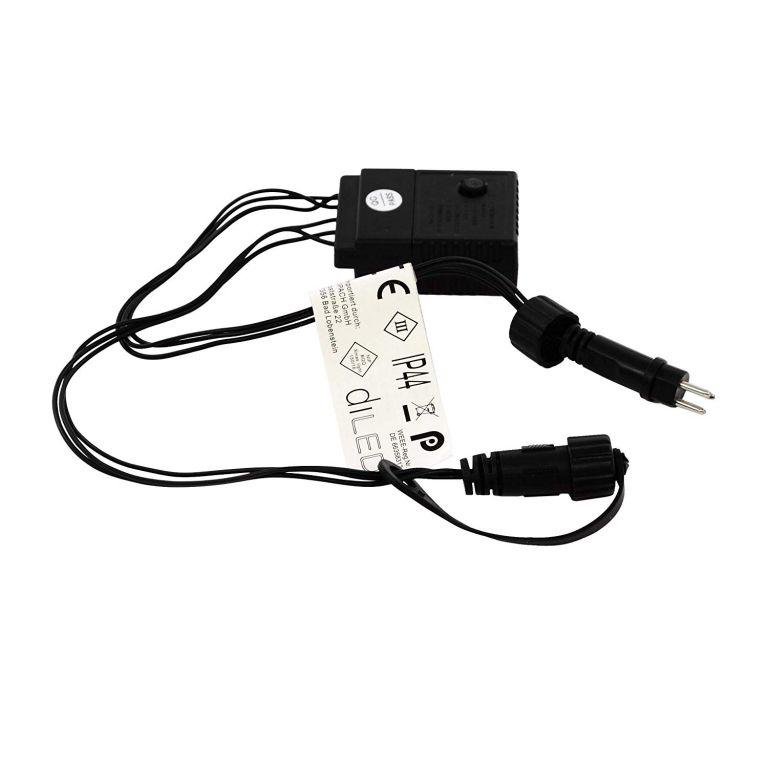 DiLED ovladač s 8 různými světelnými efekty a paměťovou funkcí