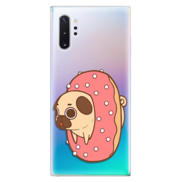 Odolné silikonové pouzdro iSaprio - Dog 04 - Samsung Galaxy Note 10+