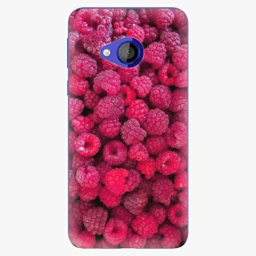 Plastový kryt iSaprio - Raspberry - HTC U Play