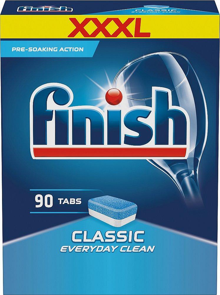 Classic tablety do myčky nádobí, 90 ks