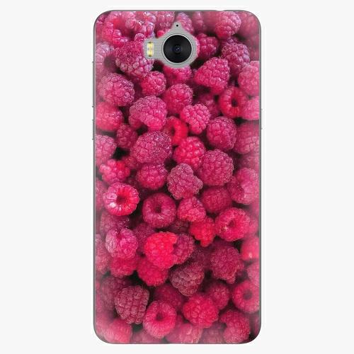 Plastový kryt iSaprio - Raspberry - Huawei Y5 2017 / Y6 2017
