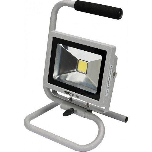 Reflektor přenosný s vysoce svítivou COB LED - 20 W/1400 lm