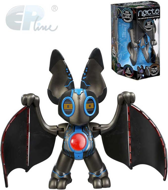 EP Line Nocto interaktivní netopýr na baterie 50 funkcí