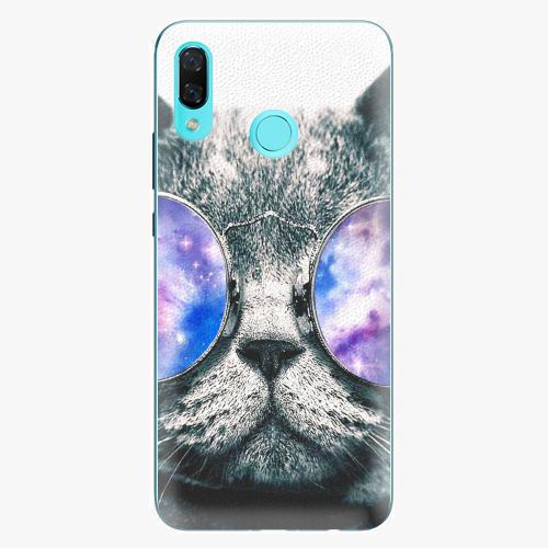 Plastový kryt iSaprio - Galaxy Cat - Huawei Nova 3
