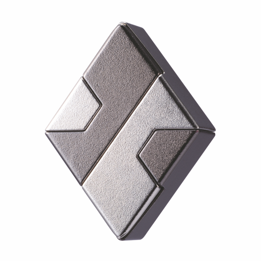 Hlavolam Hanayama Gold - Diamond