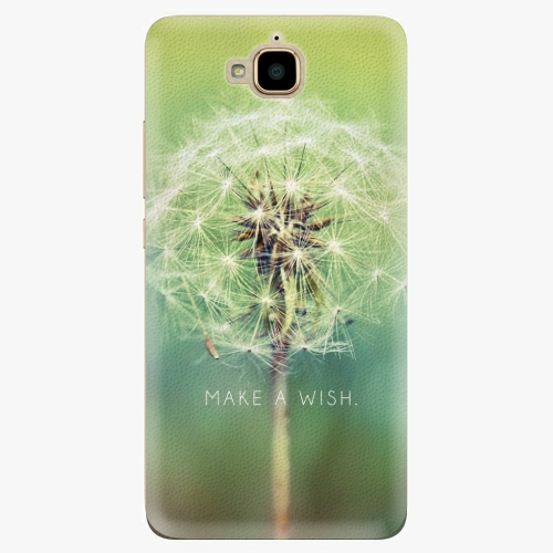 Plastový kryt iSaprio - Wish - Huawei Y6 Pro