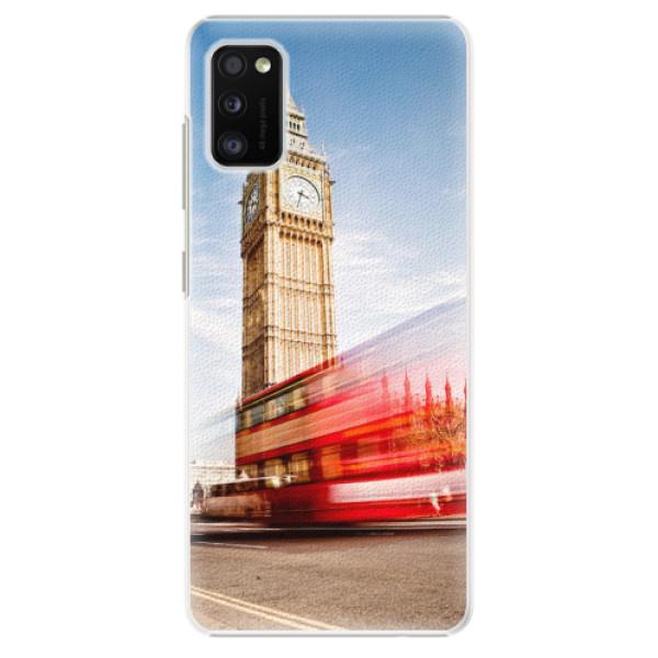 Plastové pouzdro iSaprio - London 01 - Samsung Galaxy A41