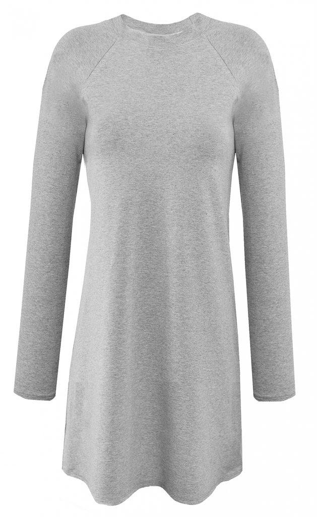 Dámská košilka Delfina grey