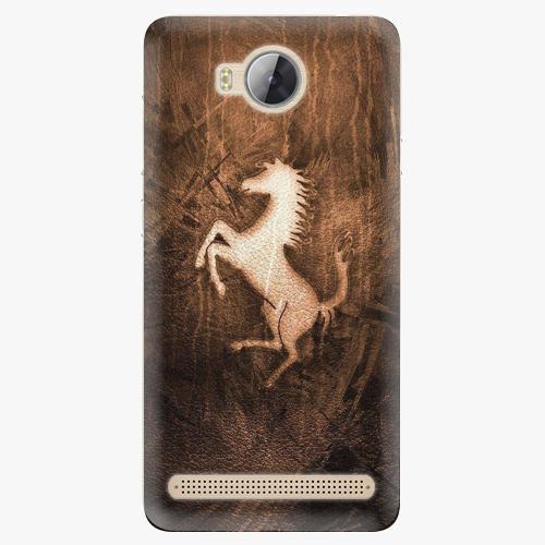 Plastový kryt iSaprio - Vintage Horse - Huawei Y3 II