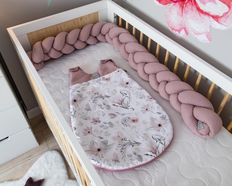 baby-nellys-spaci-vak-vafel-bavlna-lux-magnolie-0-6-mesicu