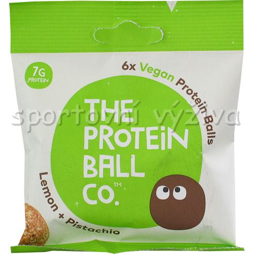 Vegan Protein Balls 45g lemon + pistachio