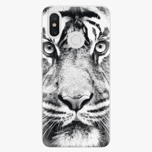 Plastový kryt iSaprio - Tiger Face - Xiaomi Mi 8