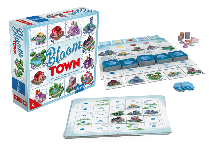 Granna Bloom Town