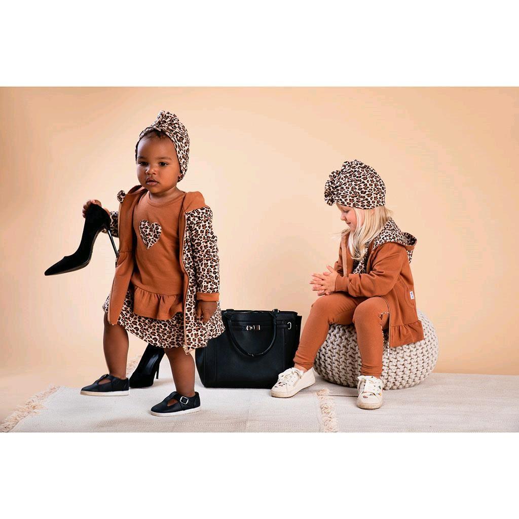 Kojenecká mikinka s kapucí Nicol Mia
