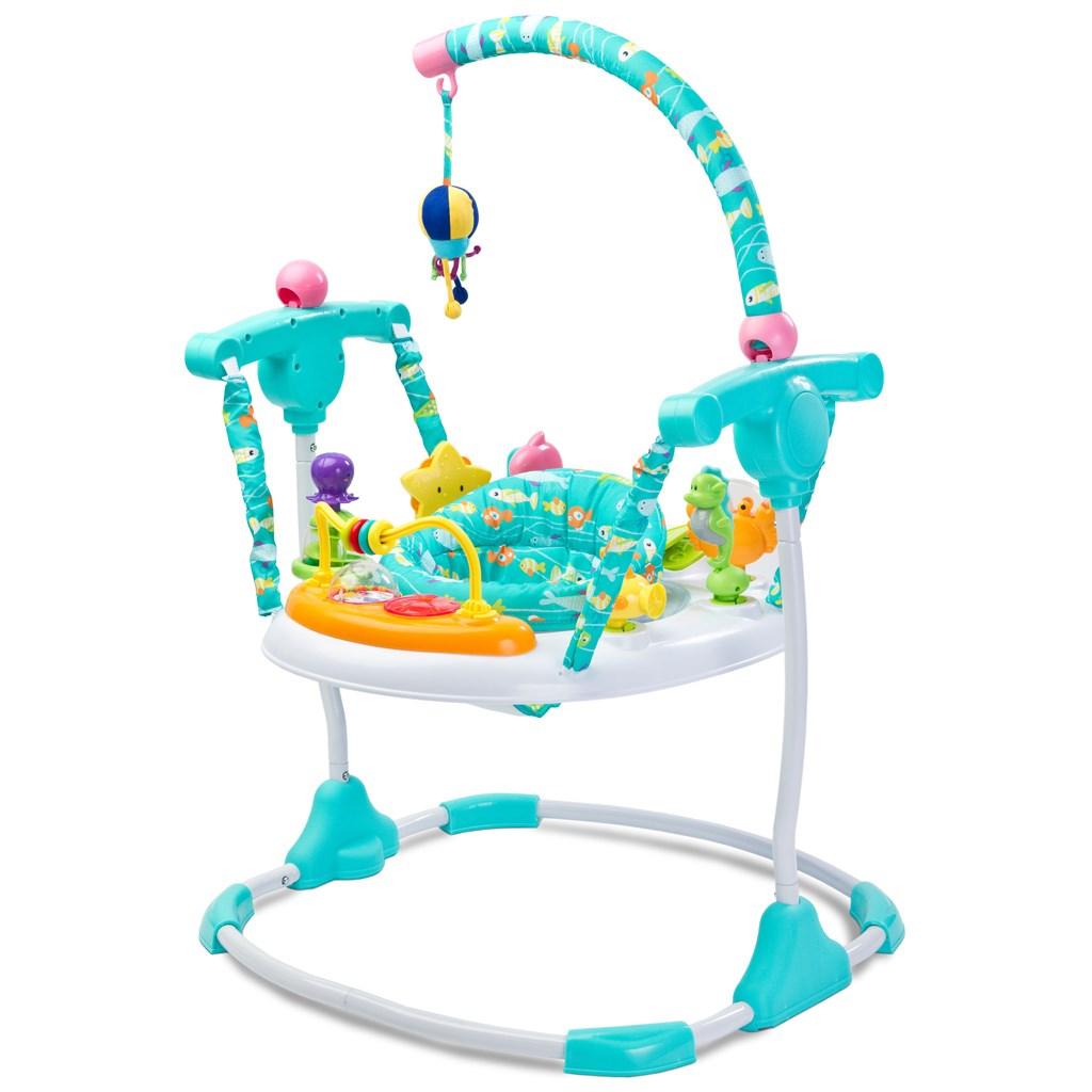 Dětské Interaktivní Hopsadlo Ocean Toyz - modrá