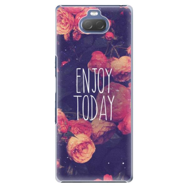 Plastové pouzdro iSaprio - Enjoy Today - Sony Xperia 10