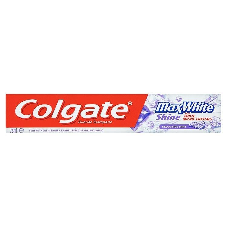 Max White Shine Zubní pasta 75 ml