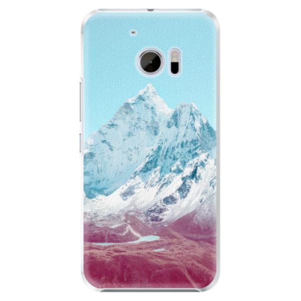 Plastové pouzdro iSaprio - Highest Mountains 01 - HTC 10