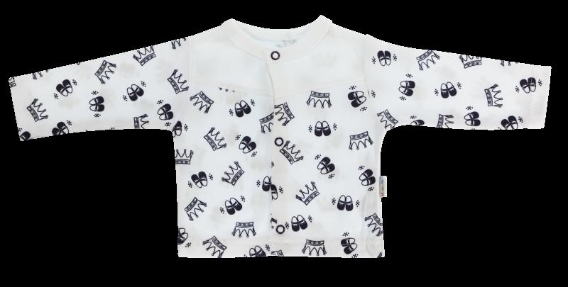 Mamatti Bavlněná košilka Princezna, granátová, vel.