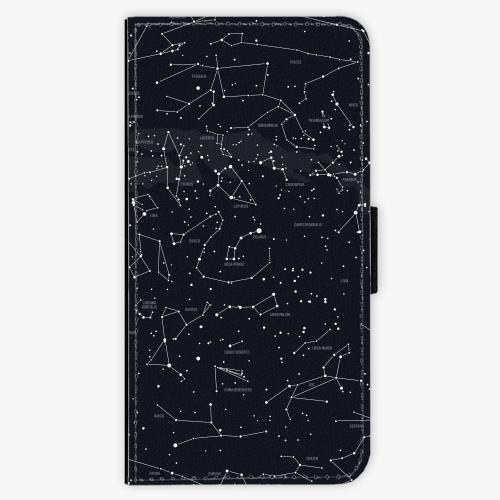 Flipové pouzdro iSaprio - Night Sky 01 - Samsung Galaxy S9 Plus