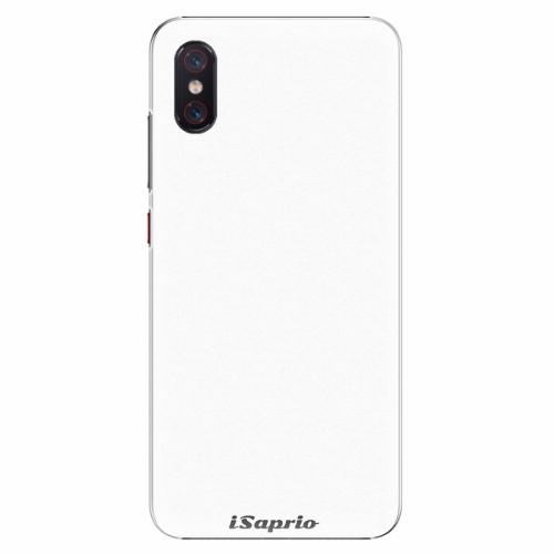 Plastový kryt iSaprio - 4Pure - bílý - Xiaomi Mi 8 Pro