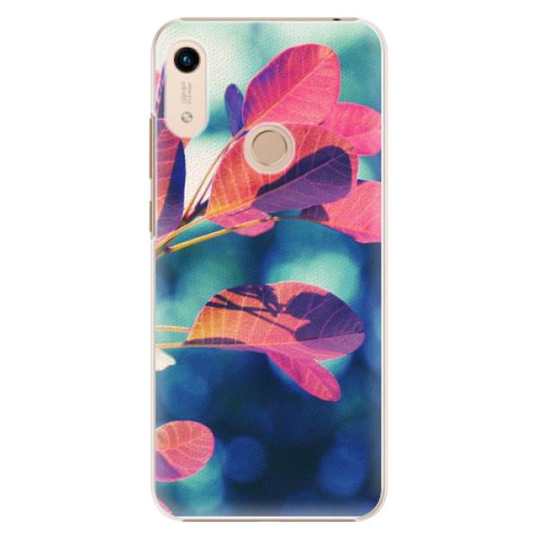 Plastové pouzdro iSaprio - Autumn 01 - Huawei Honor 8A