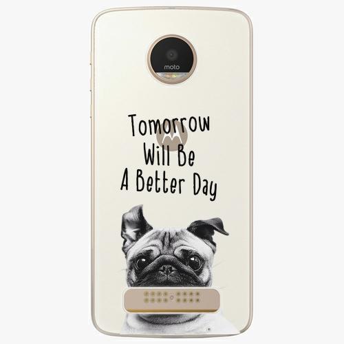 Plastový kryt iSaprio - Better Day 01 - Lenovo Moto Z Play