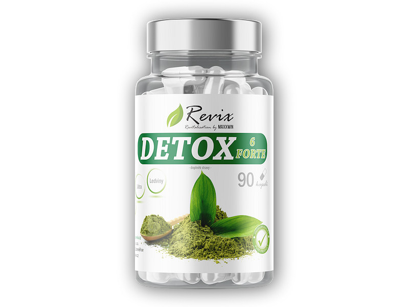 Detox 6 Forte 90 kapslí