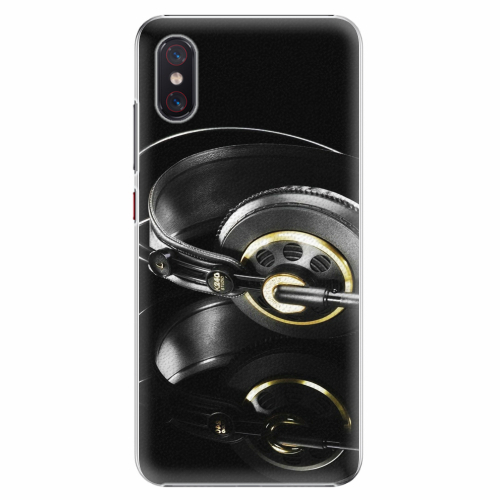 Plastový kryt iSaprio - Headphones 02 - Xiaomi Mi 8 Pro