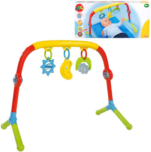 SIMBA Hrazdička BABY s chrastítky pro miminko Plast