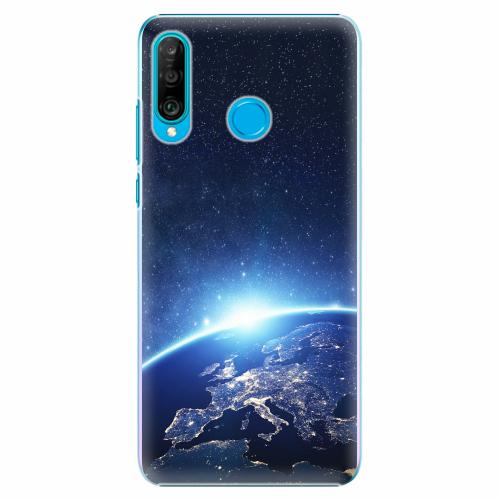 Plastový kryt iSaprio - Earth at Night - Huawei P30 Lite