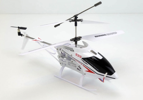 Raptor S-39 2,4Ghz - bílá