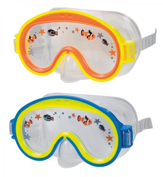 Brýle potápěčské mořský svět, 3 - 8 let