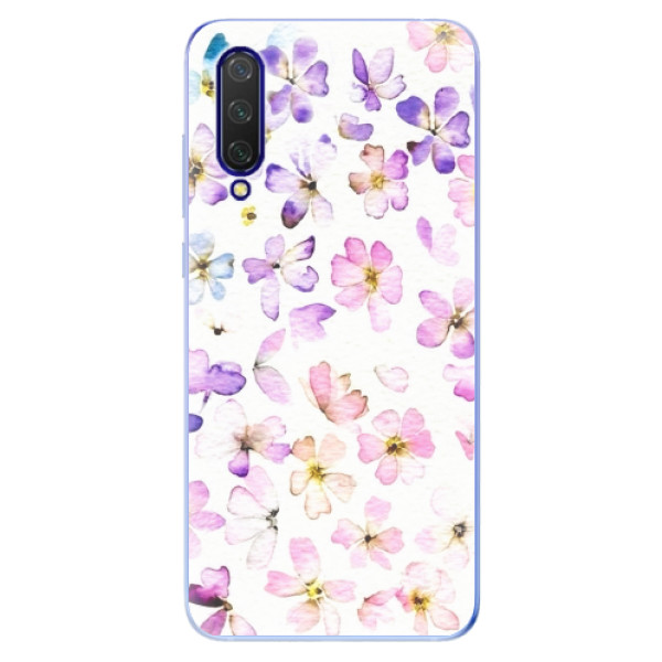 Odolné silikonové pouzdro iSaprio - Wildflowers - Xiaomi Mi 9 Lite