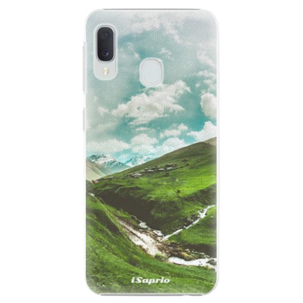 Plastové pouzdro iSaprio - Green Valley - Samsung Galaxy A20e