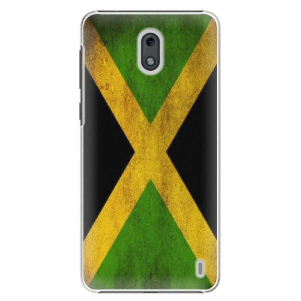 Plastové pouzdro iSaprio - Flag of Jamaica - Nokia 2