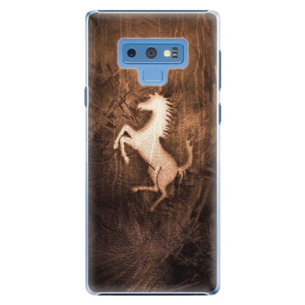 Plastové pouzdro iSaprio - Vintage Horse - Samsung Galaxy Note 9