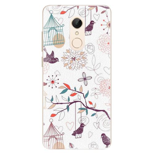 Plastový kryt iSaprio - Birds - Xiaomi Redmi 5