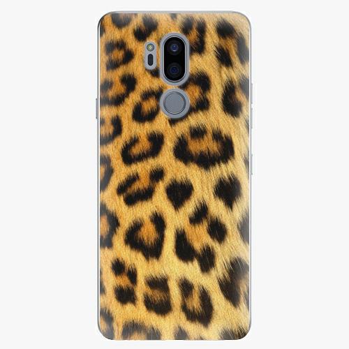 Plastový kryt iSaprio - Jaguar Skin - LG G7