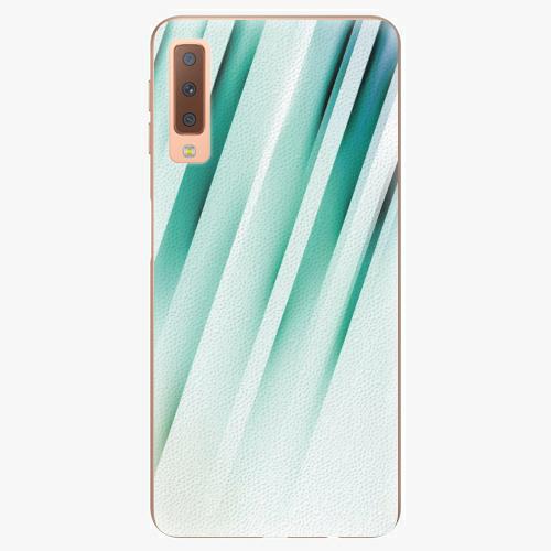Plastový kryt iSaprio - Stripes of Glass - Samsung Galaxy A7 (2018)