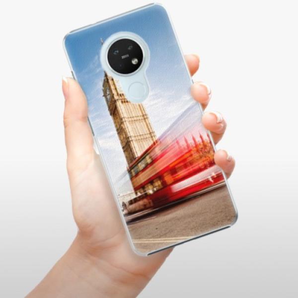 Plastové pouzdro iSaprio - London 01 - Nokia 7.2