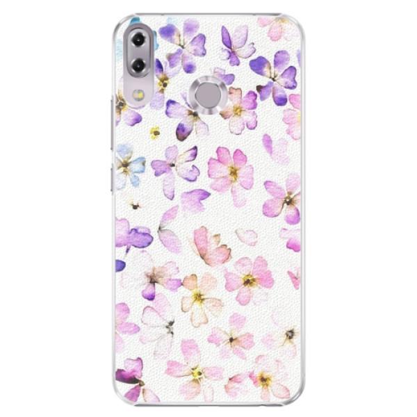 Plastové pouzdro iSaprio - Wildflowers - Asus ZenFone 5 ZE620KL