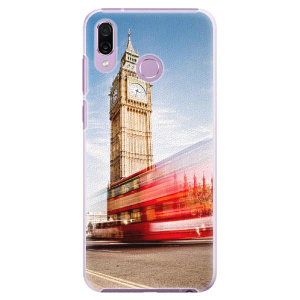 Plastové pouzdro iSaprio - London 01 - Huawei Honor Play